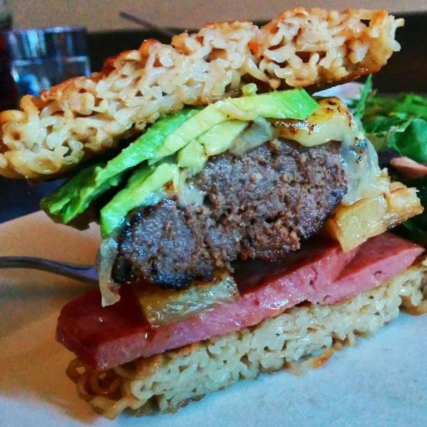 Alberta Burger Fest: Blowfish Sushi