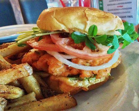 Alberta Burger Fest: Ship & Anchor