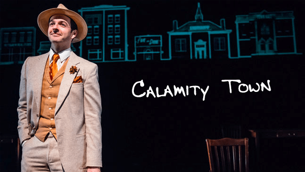Calamity Town Review & Giveaway