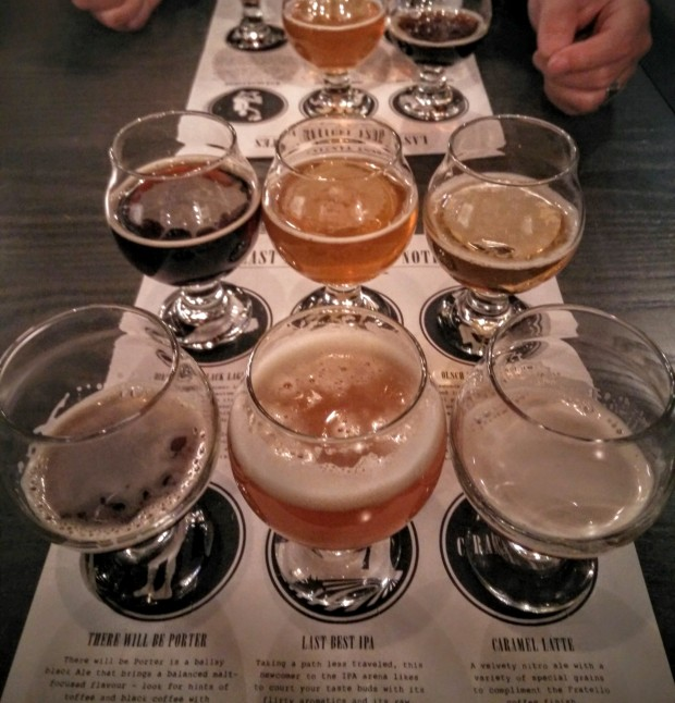 Calgary Brewery Tours