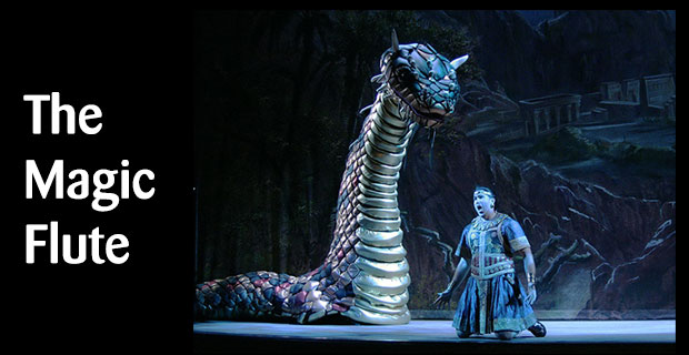 Calgary Opera Presents The Magic Flute