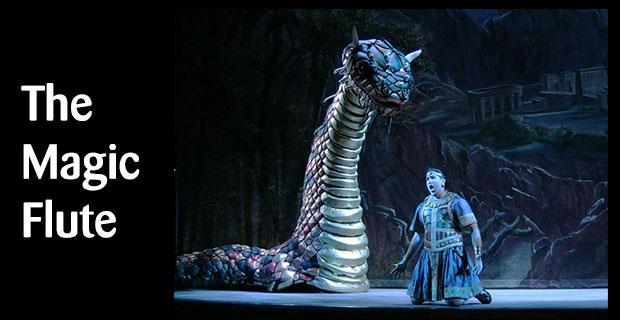 Calgary Opera Presents The Magic Flute