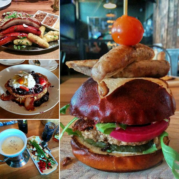Where to eat in Calgary: Wurst