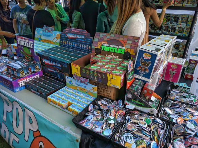 Calgary Night Market toys