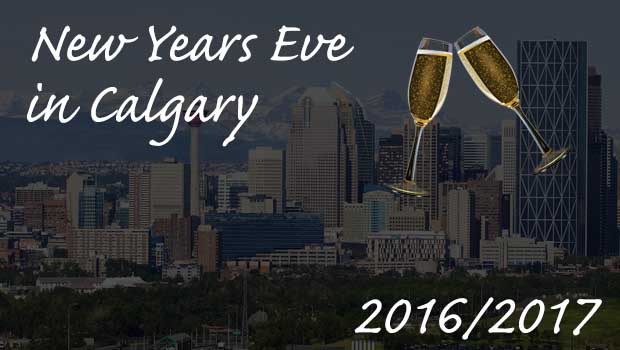 Things to do on New Years Eve in Calgary 2016