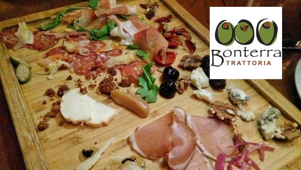 A Feast At Bonterra Trattoria, aka Bonterra Calgary. My Review!