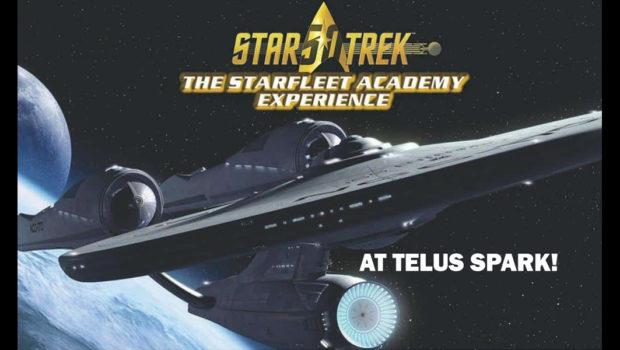 Star Trek: The Starfleet Academy Experience, at TELUS SPARK