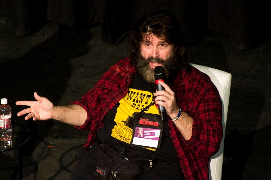 Calgary Expo 2017 Mick Foley