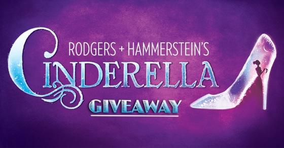 Giveaway: Rodgers + Hammerstein's Cinderella
