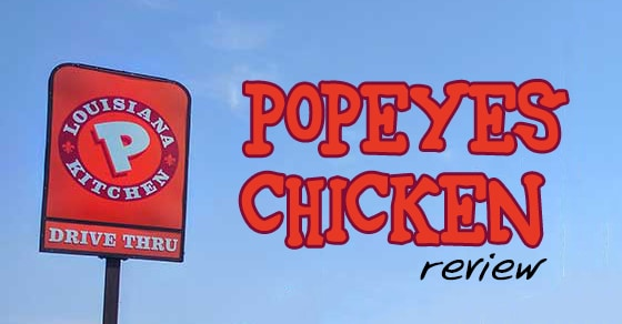I Finally had Popeyes Chicken in Calgary! My review.