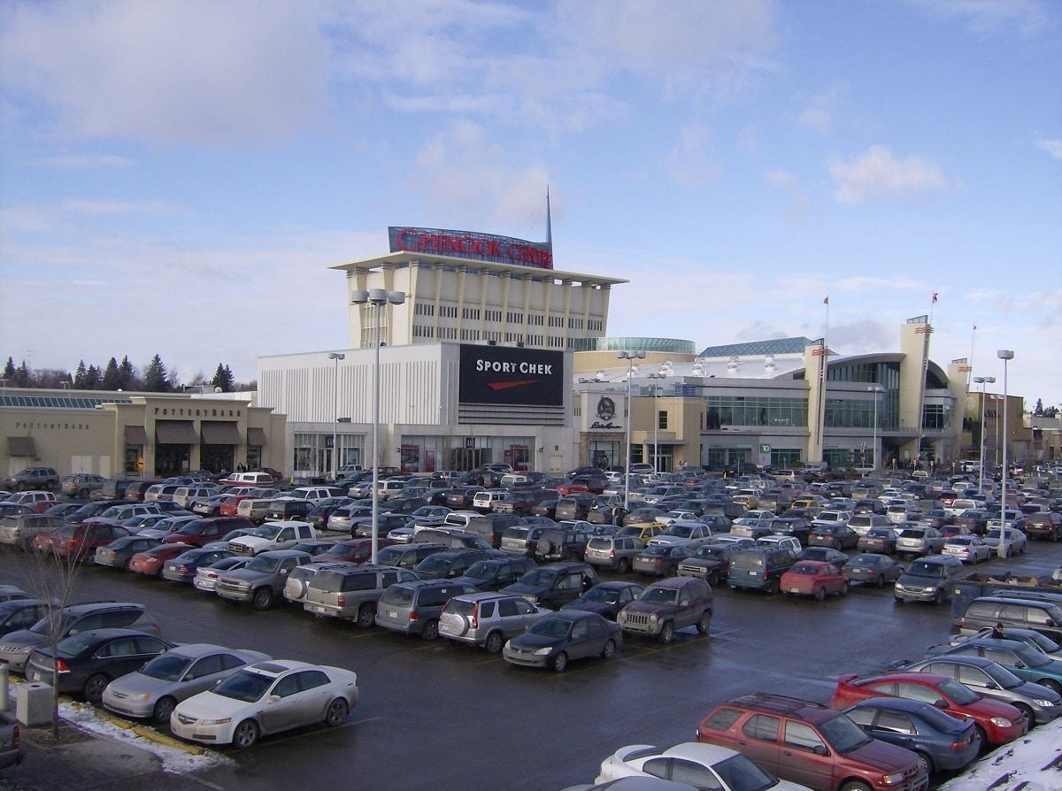 Chinook Centre Calgary WIFI