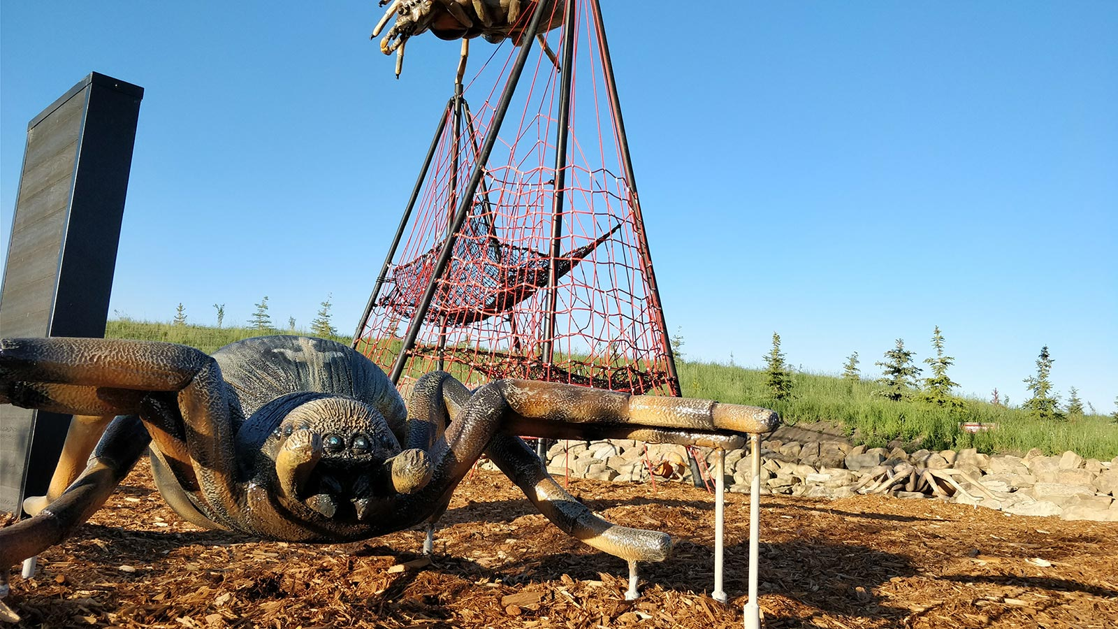 Granary Road Spider