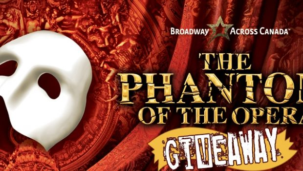 Giveaway: The New Phantom of the Opera Comes to Calgary