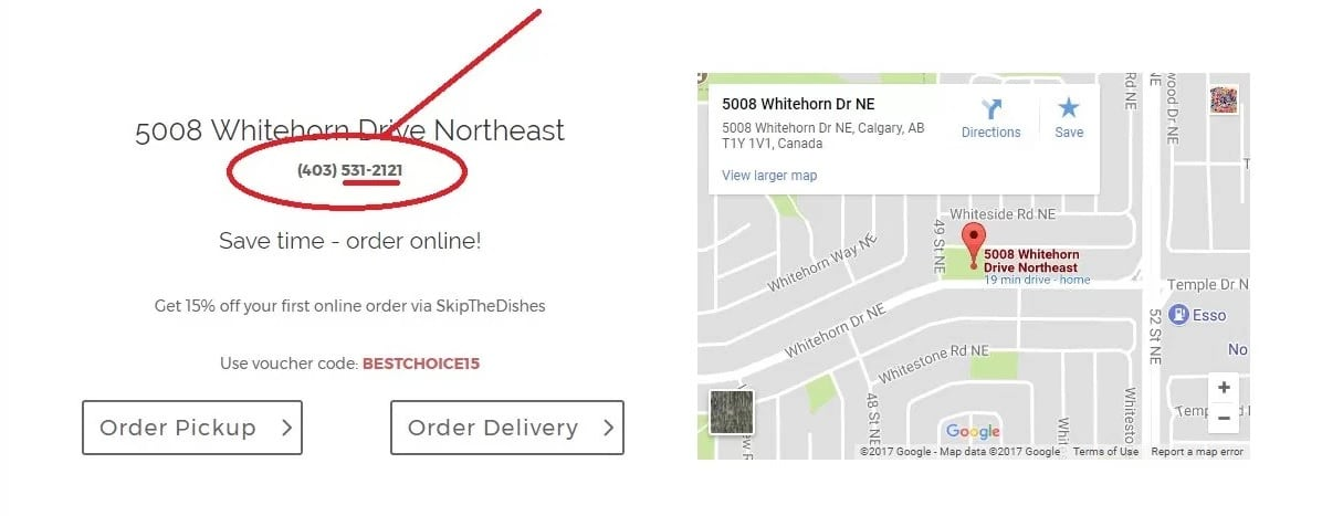 Chicago Deep Dish Pizza Copycat Number