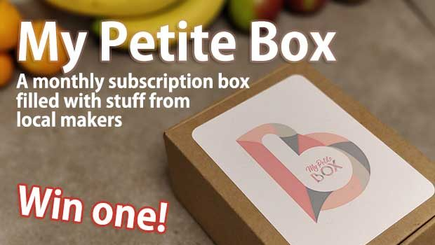 My Petite Box: A Calgary Subscription Box Review