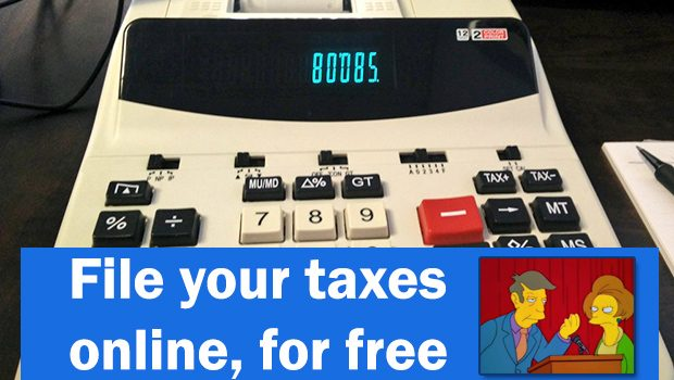 How to file your taxes in Canada for free