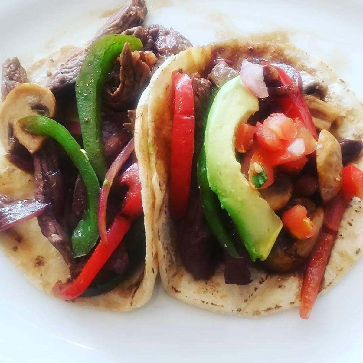 Best Tacos in Calgary - Heaven restaurant