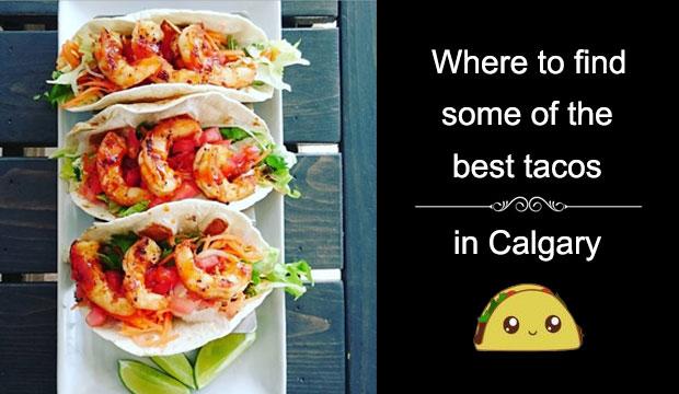 Best Tacos in Calgary