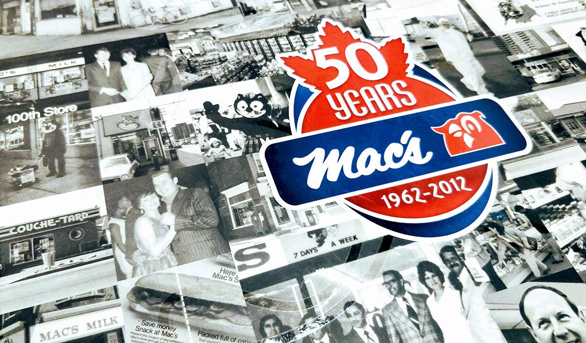 Simply Great Coffee Mac's 50 years Book
