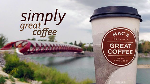 Simply Great Coffee at Mac's/Circle K