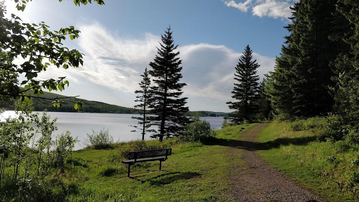 CanKeg Beauvais Lake
