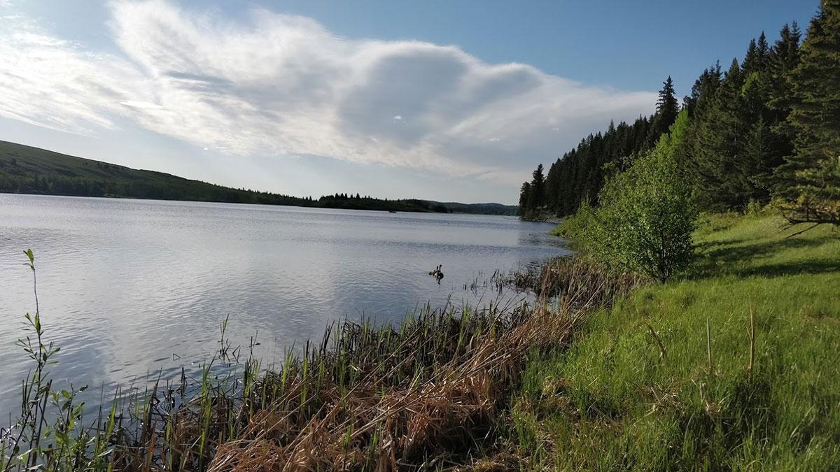 CanKeg Beauvais Lake Camping
