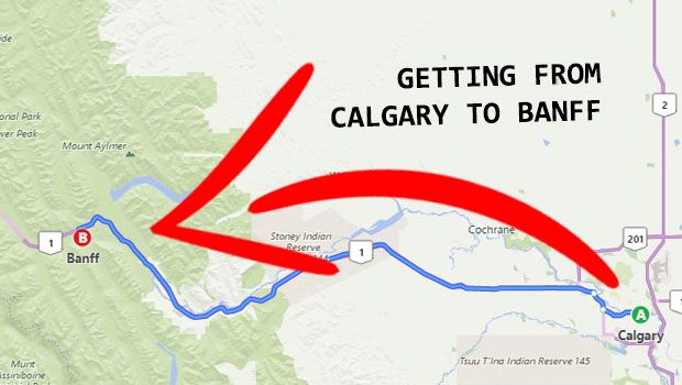 Calgary to Banff: The Complete Travel Guide