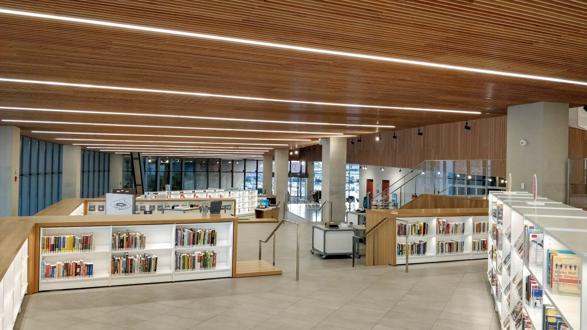 New Central Library Calgary