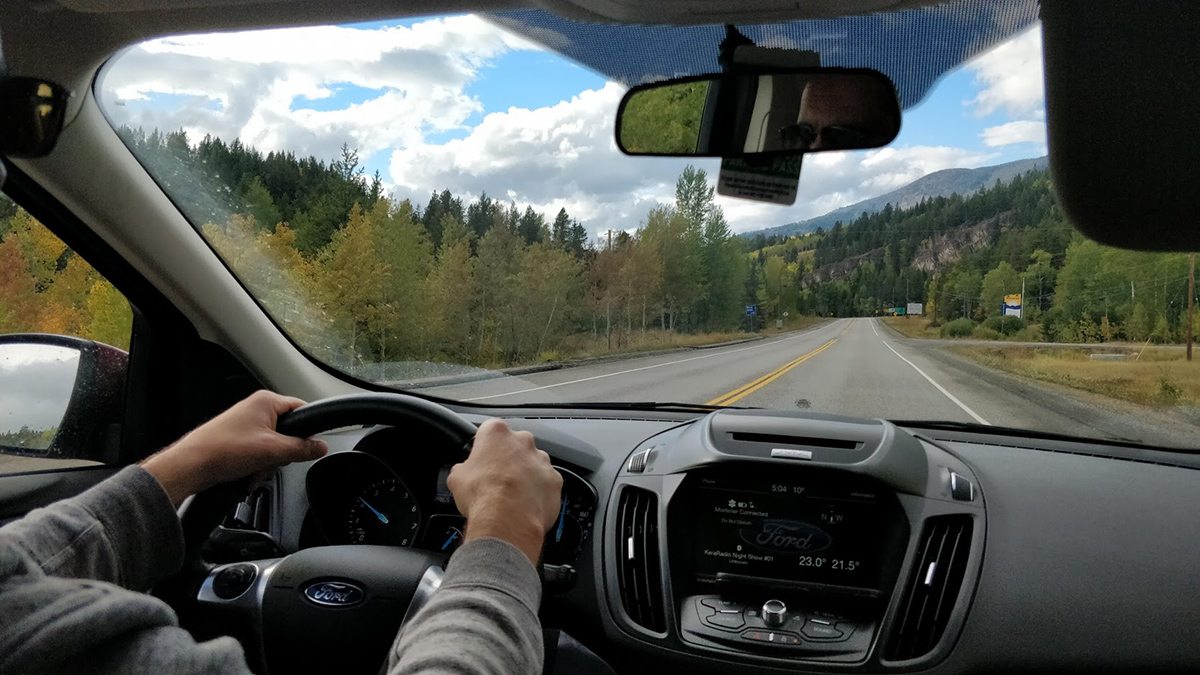 Calgary to Banff rent a car