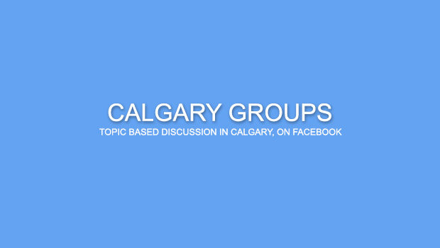 Discussion in Calgary Using Facebook Groups