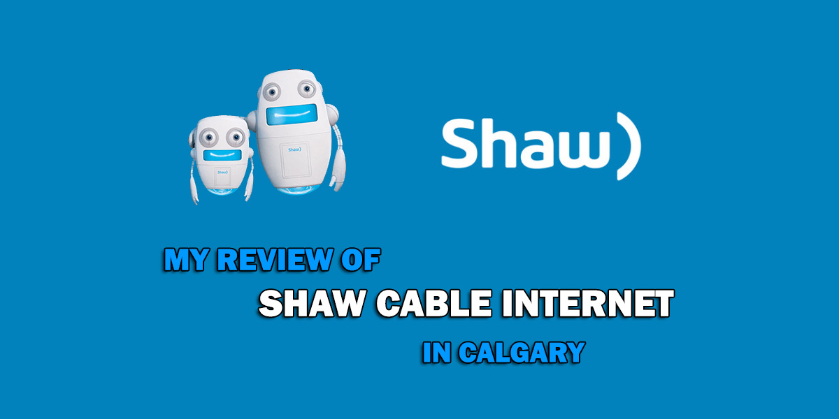Shaw Cable in Calgary