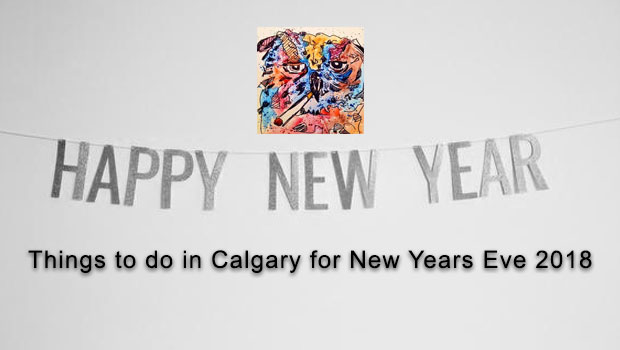 Things to do in Calgary NYE