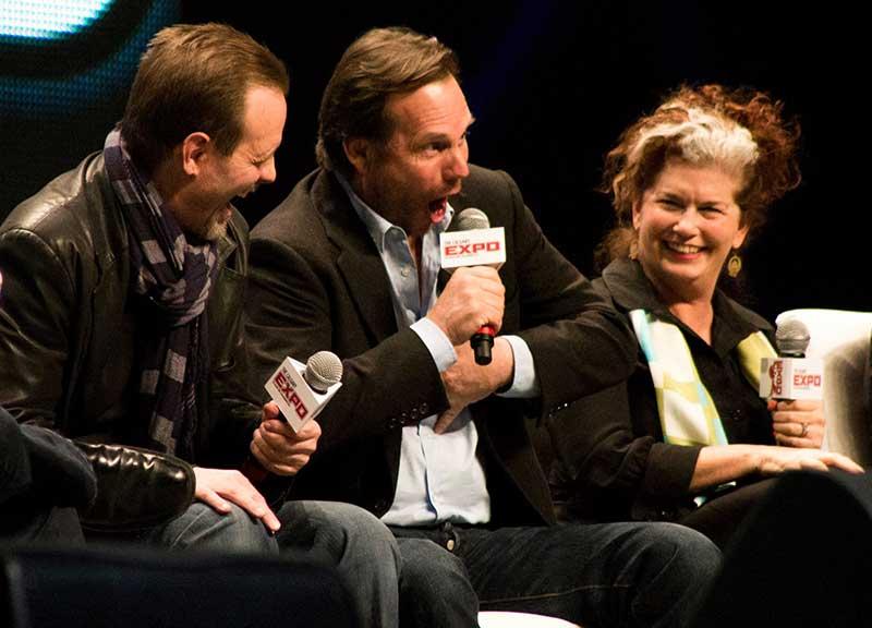 Calgary Comic Con Aliens Bill Paxton