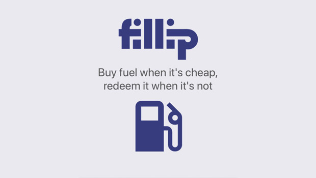 Fillip: pay for fuel when it's cheap, use it whenever you want