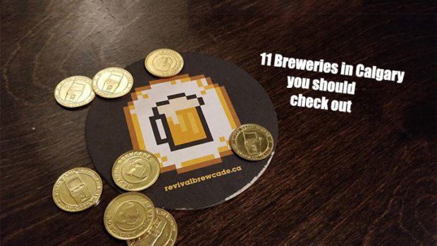 11 breweries in Calgary you should check out
