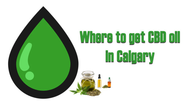 CBD oil in Calgary