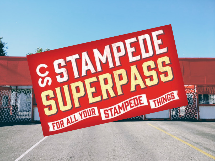 Calgary Stampede SuperPass Contest