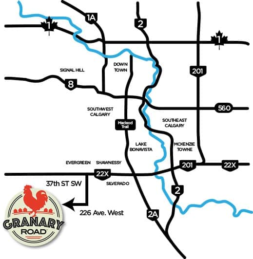 Things To Do In Calgary For Fathers Day Granary Road