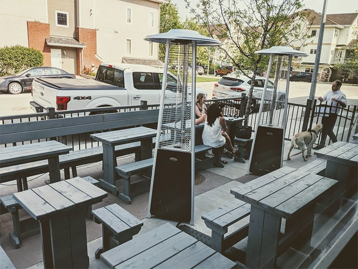 Dog Friendly Patios in Calgary Mardaloop Brewing Co