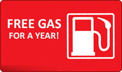 Win free gas for a year from Circle K's Rock Paper Prizes contest