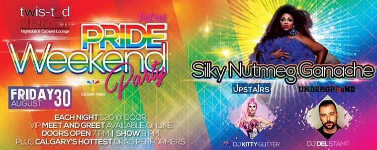 Pride Weekend Party At Twisted Element Friday Aug 30