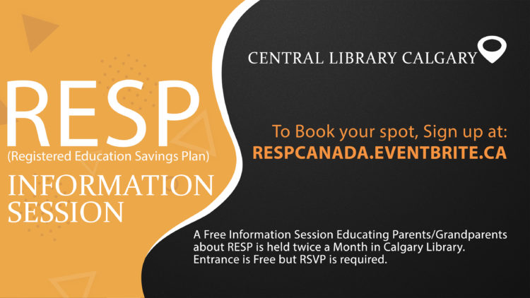 Free RESP Calgary Information Sessions