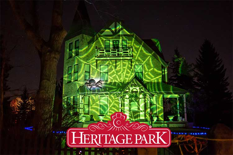 Heritage Park Ghouls Night Out Halloween 2019