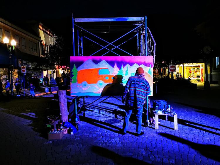 LUNA Art Festival Streetart