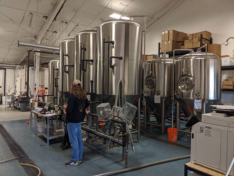 Annex Ale Project beer stills