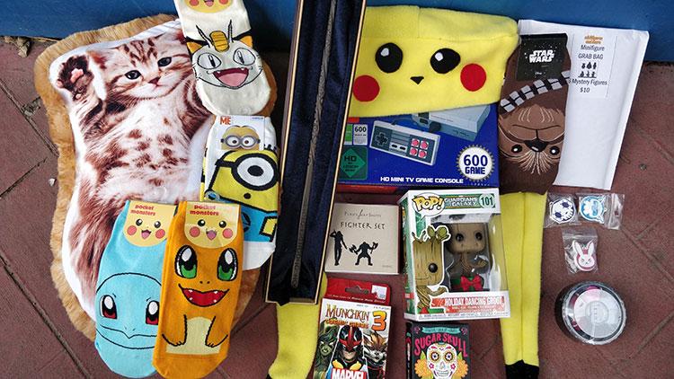 Calgary Expo Holiday Market Gifts