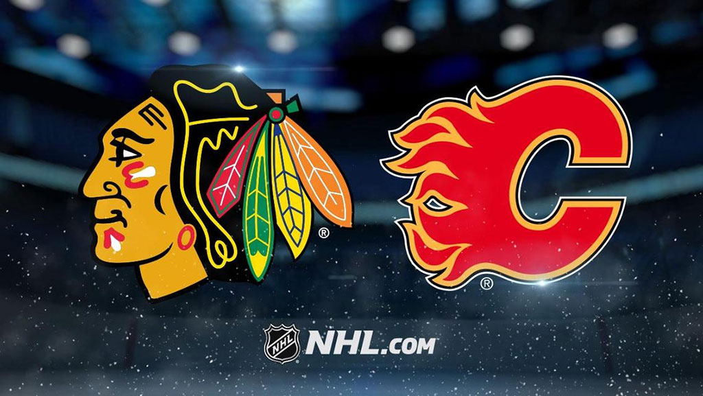 Things To do in Calgary for New Years Eve 2020 Calgary Flames vs Chicago Blackhawks