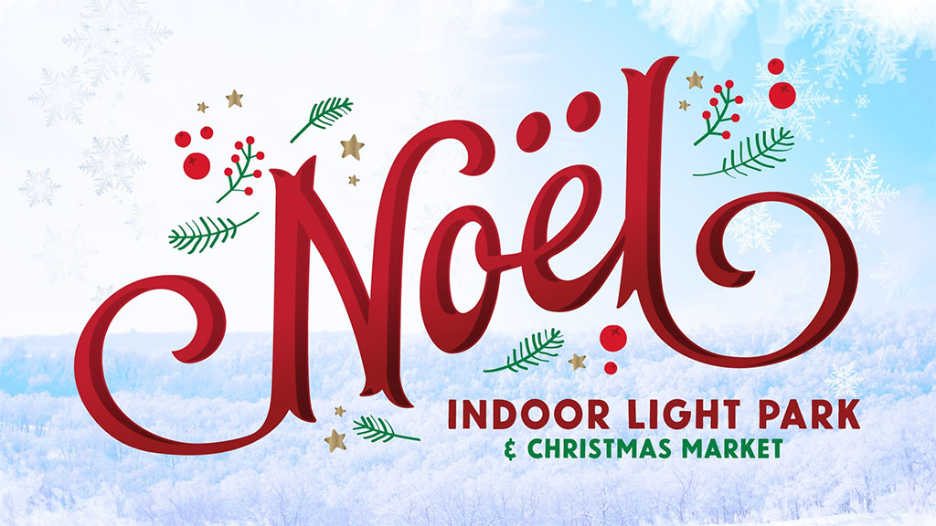 Things To do in Calgary for New Years Eve 2020 Noel Indoor Light Park