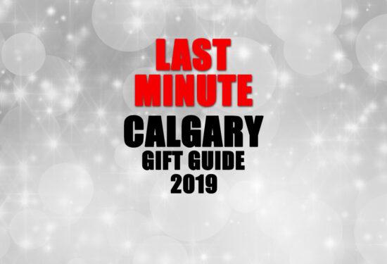 Last Minute Calgary Christmas Gift Guide – 2019