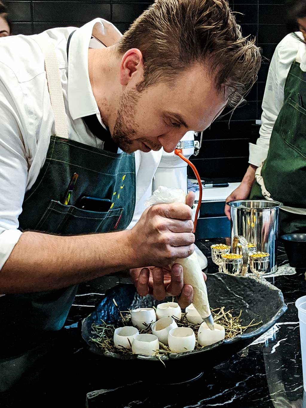 Eight Calgary Food Experience with Chef Darren MacLean